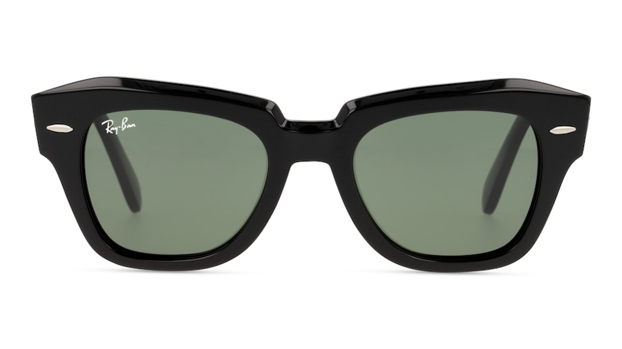 Ray-Ban STATE STREET RB2186 901/31 Verde/Nero