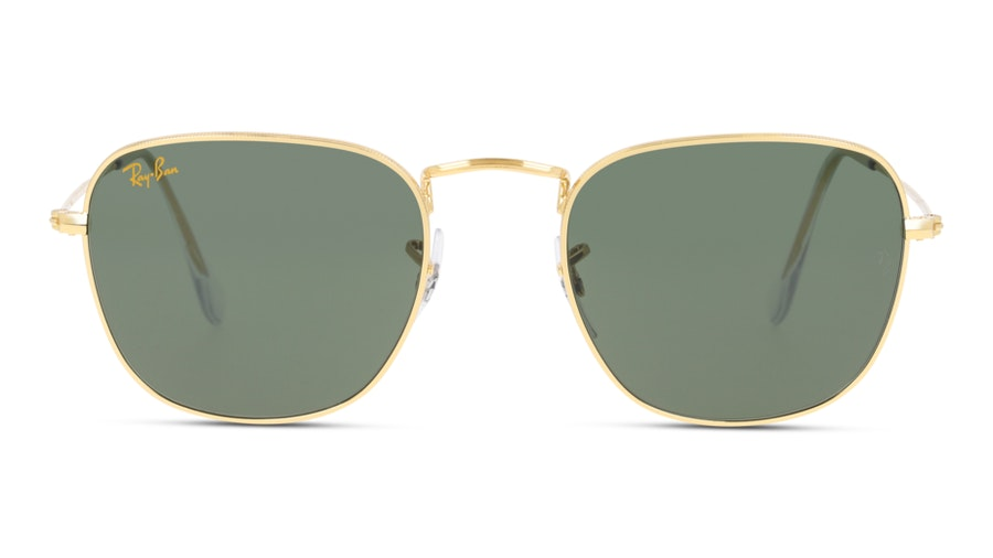 Ray-Ban FRANK LEGEND RB3857 919631 Verde/Oro