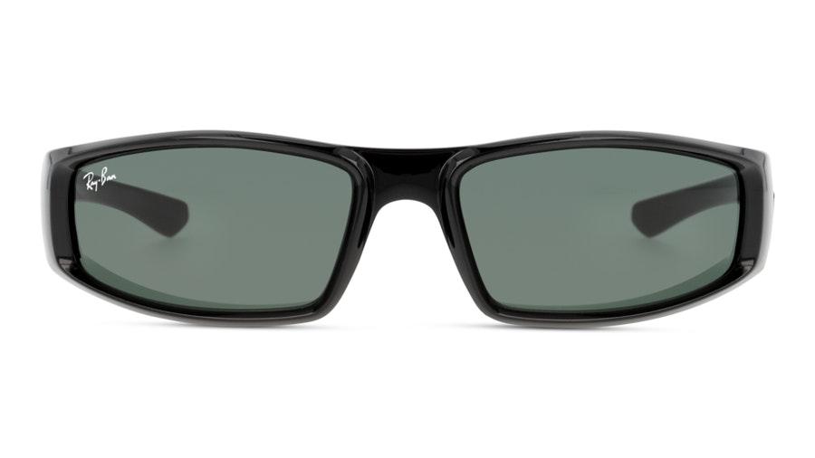 Ray-Ban RB4335 601/71 Verde/Nero