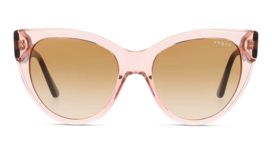 Vogue VO5339S 282813 Marrone/Trasparente,Rosa