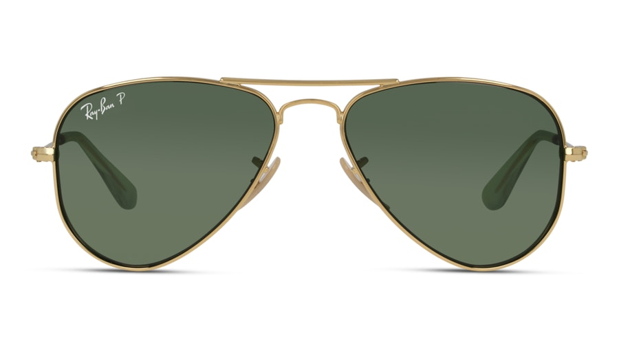 Ray-Ban Junior JUNIOR AVIATOR RJ9506S 223/2P Verde/Oro