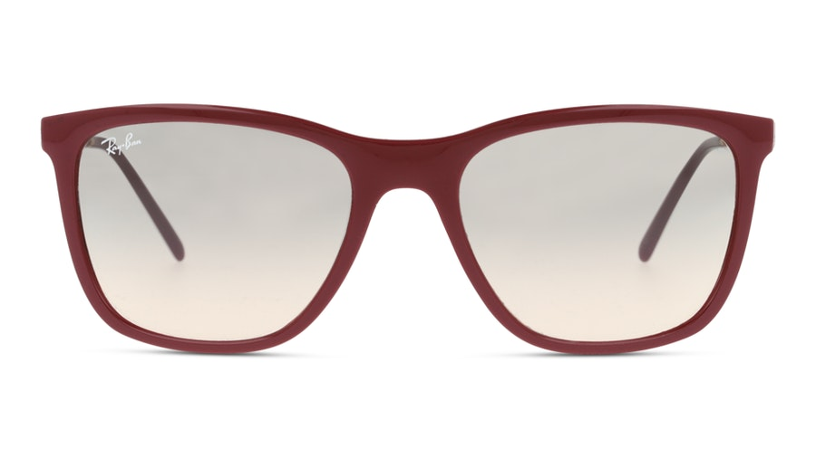 Ray-Ban RB4344 653432 Grigio / Rosso