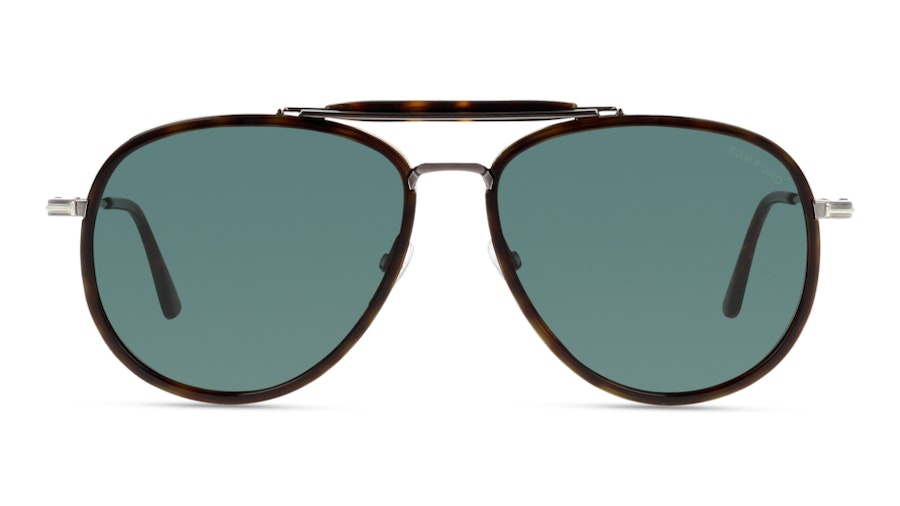 Tom Ford FT0666 52N Grigio/Tartaruga