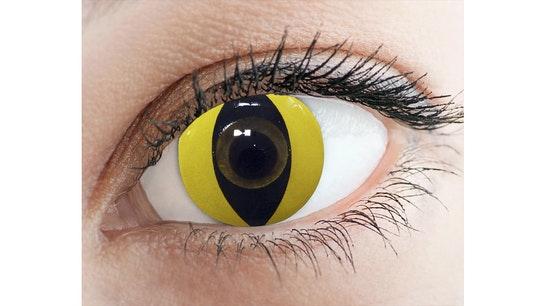Fun Look Cat Eye Yellow