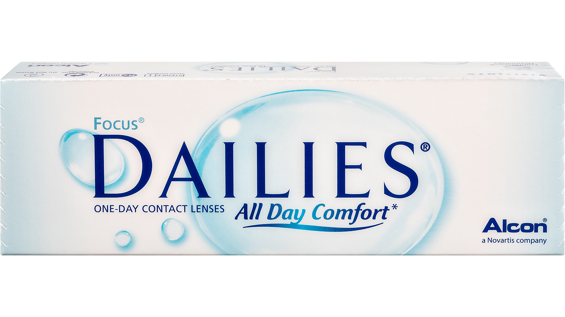 Front Focus Dailies All Day Comfort
