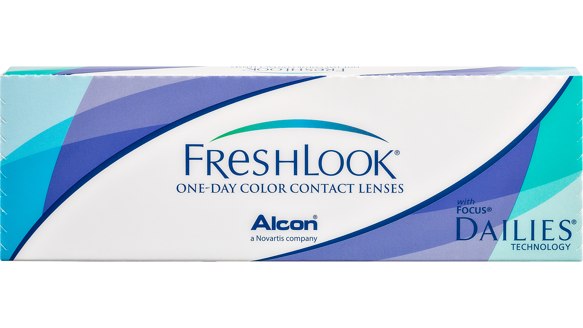 Front Freshlook OneDay Colors