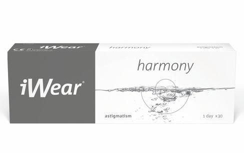 iWear harmony Astigmatism