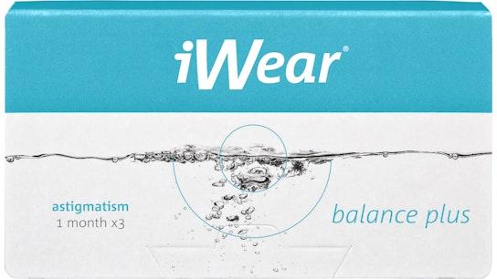 iWear balance plus Astigmatism
