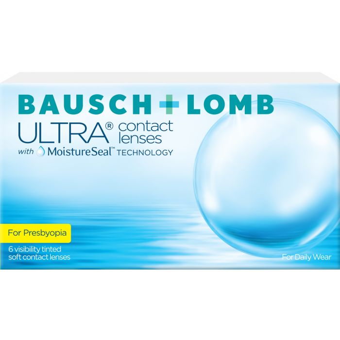 Front Bausch + Lomb Ultra Multifocaal