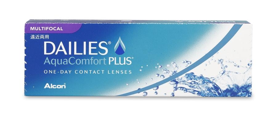 Dailies Aqua Comfort Plus Multifocaal