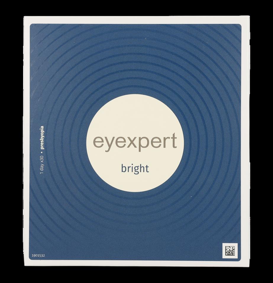 Front Eyexpert Bright Multifocaal