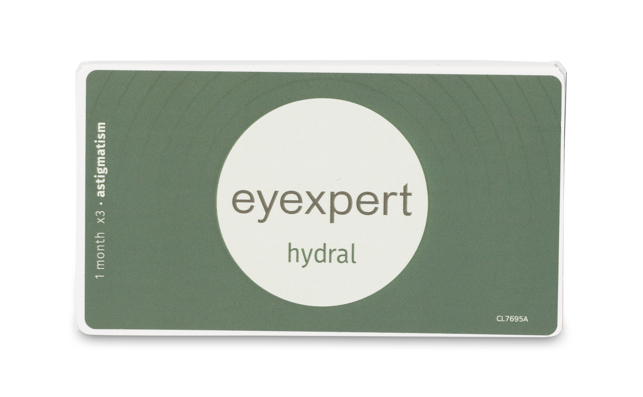 Front Eyexpert Hydral for Astigmatism