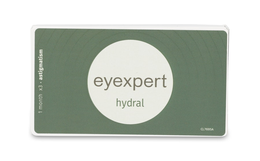 Eyexpert Eyexpert Hydral for Astigmatism