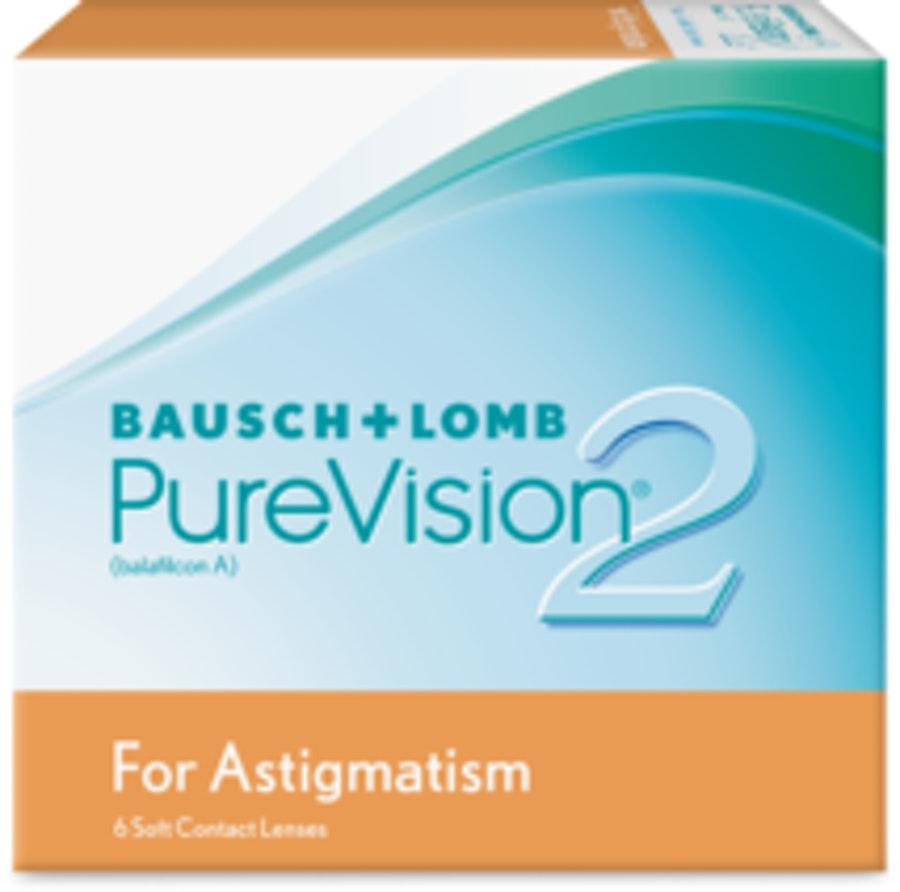 undefined PureVision 2 voor astigmatisme