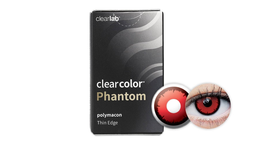 ClearColor Phantom Angelic Red