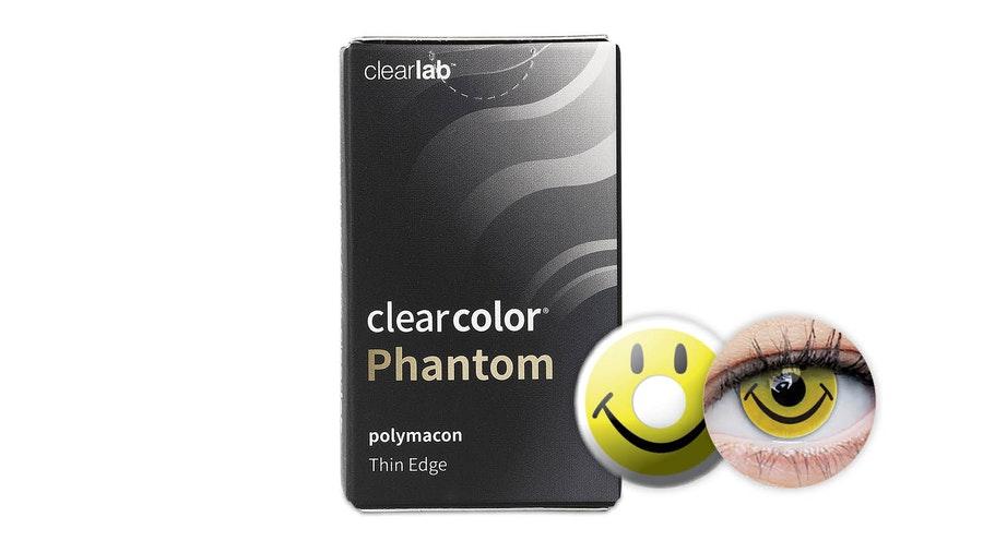 ClearColor Phantom Smiley