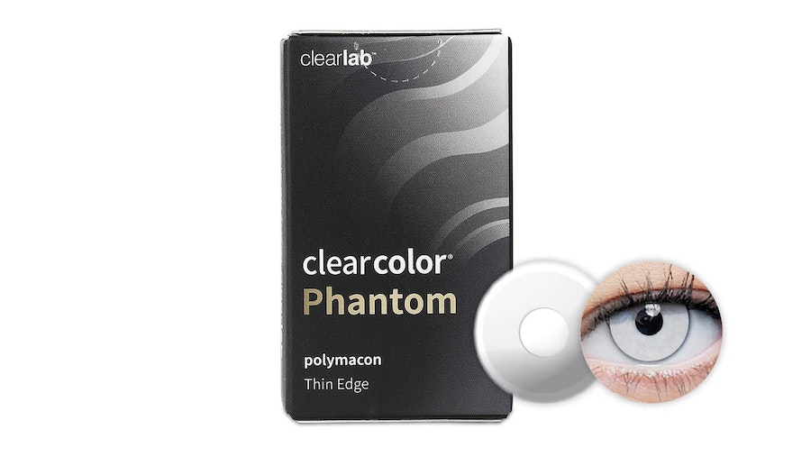 ClearColor Phantom White Out