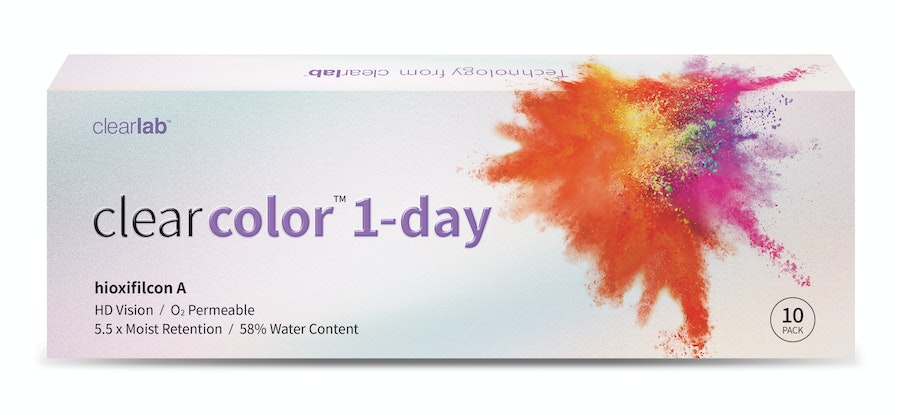 Clearcolor 1Day