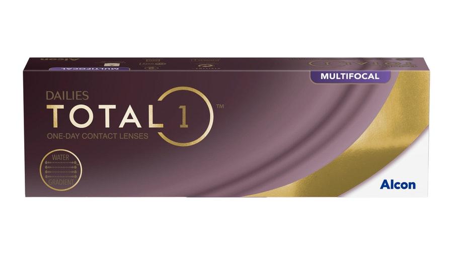 Dailies Total 1 Multifocaal