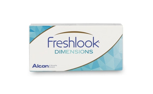Freshlook Dimensions 2 pack