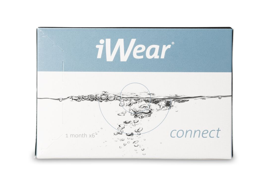 Front iWear Connect