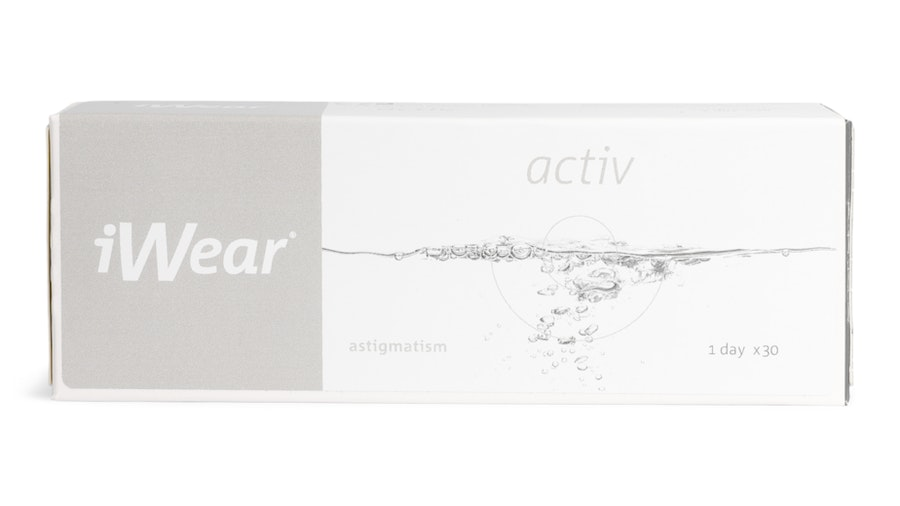 iWear Activ for Astigmatism