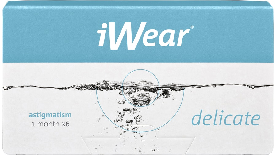 iWear Delicate for Astigmatism