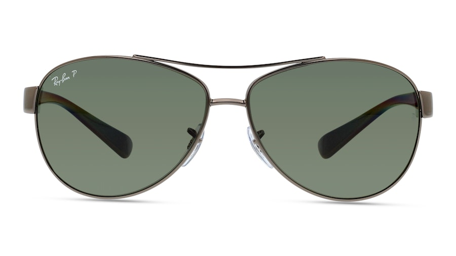 Ray-Ban RB3386 004/9A Verde / Cinza