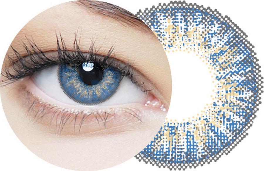 Clear Color 55 Dusk Blue