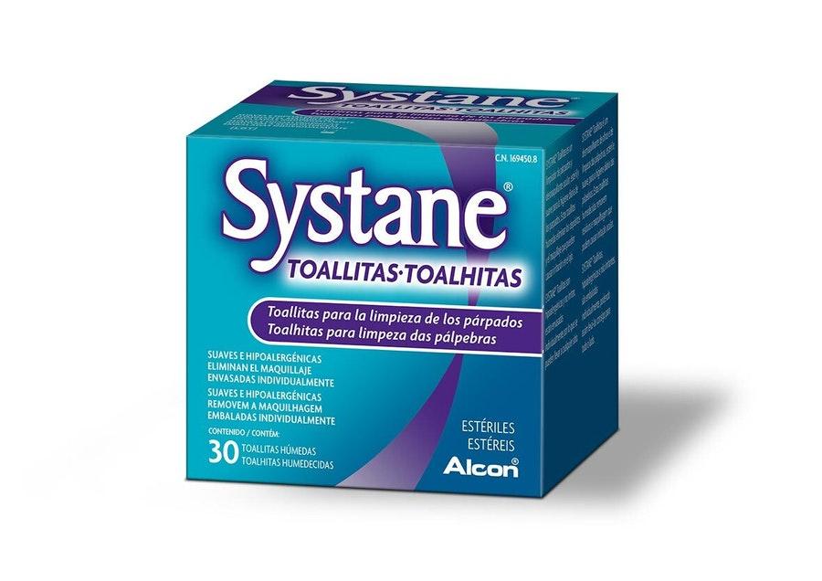 Systane Toalhitas 30 unidades
