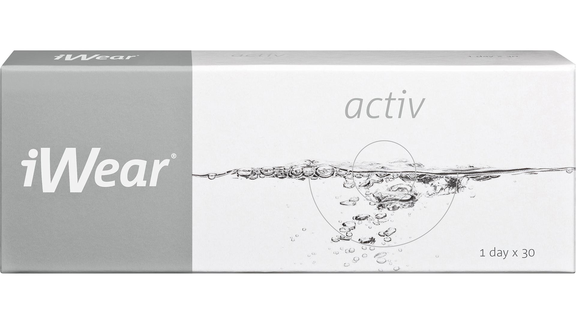 Front iWear activ