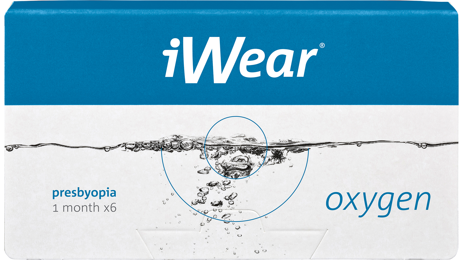 Front iWear oxygen presbyopia