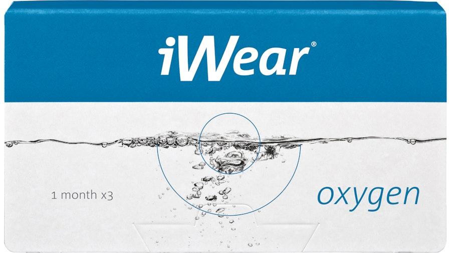 iWear oxygen XR