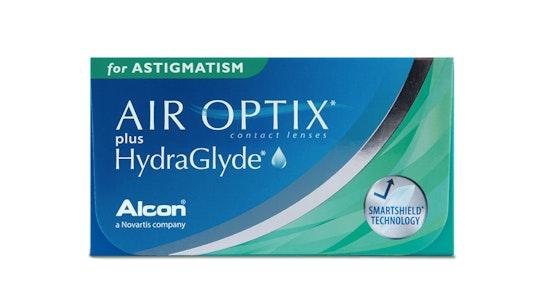 Air Optix Hydraglyde Astigmatism