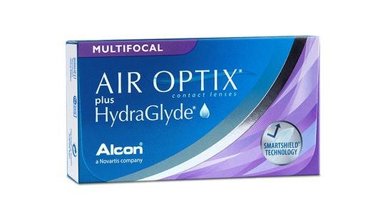 Air Optix Hydraglyde Multifocal
