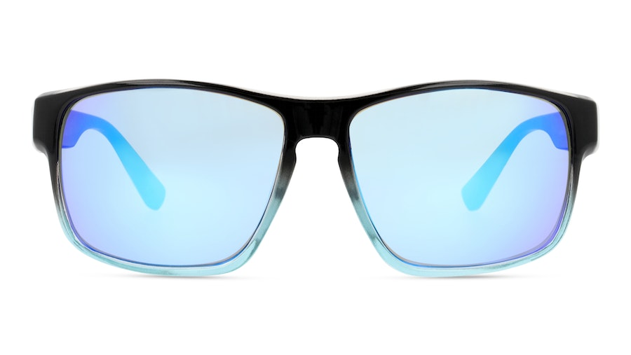 Hawkers Fusion Clear Blue Faster 110004 Black Blue Blue/Azul