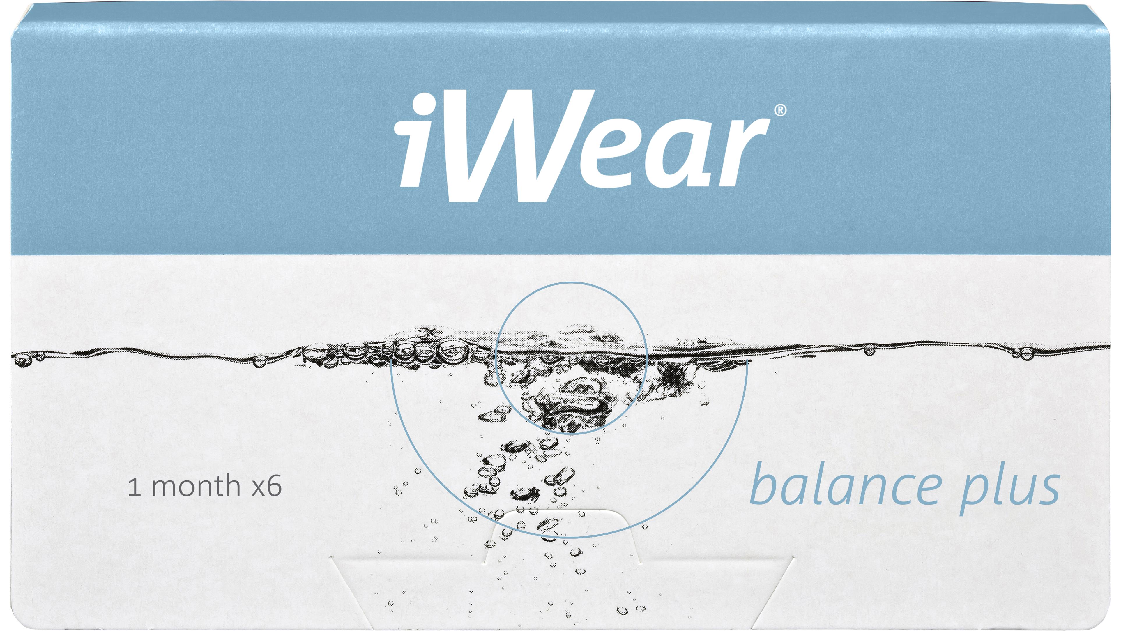 Front iWear Balance Plus