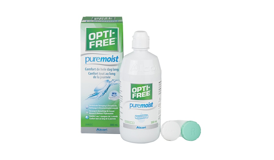 Optifree Opti-Free Puremoist All in one 2