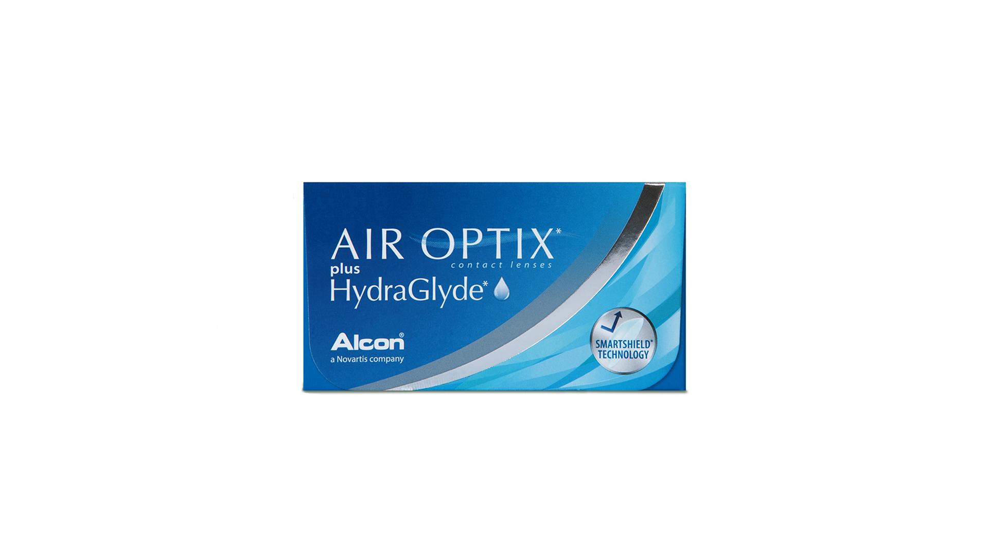 Front Air Optix HydraGlyde