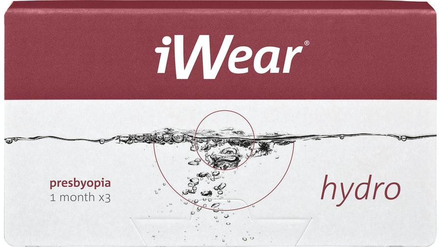 iWear Hydro Presbyopia Distance