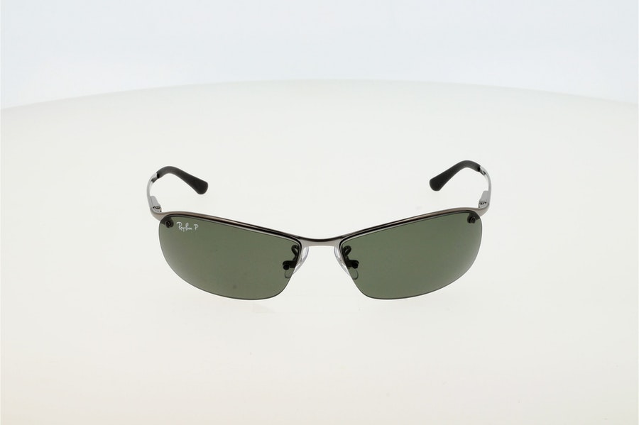 Ray-Ban 0RB3183 004/9A Silver