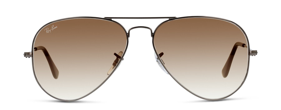 Ray-Ban AVIATOR LARGE METAL 0RB3025 004/51 BROWN/BRUN