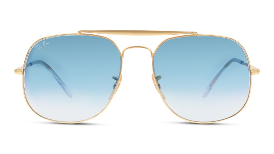 Ray-Ban THE GENERAL 0RB3561 001/3F GULD