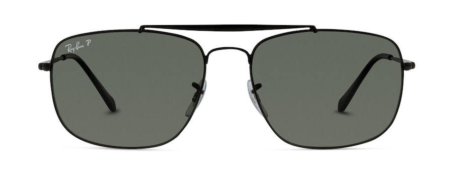 Ray-Ban THE COLONEL 002/58 SVART