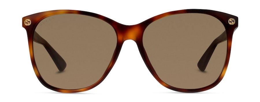 Gucci GG0024S 2 BROWN/Brun
