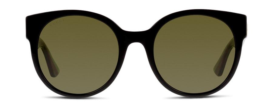 Gucci GG0035S 2 SVART