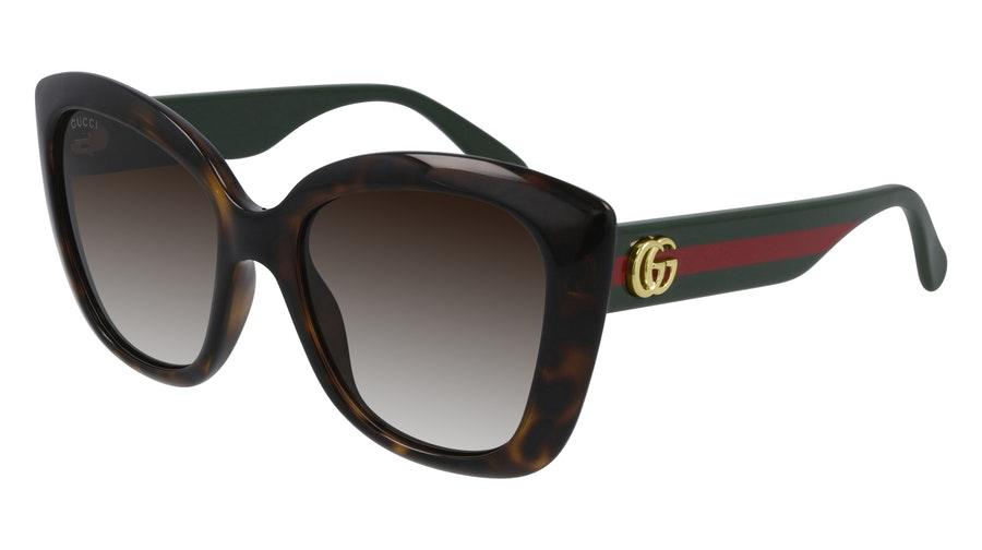 Gucci GG0860S 1 Brun