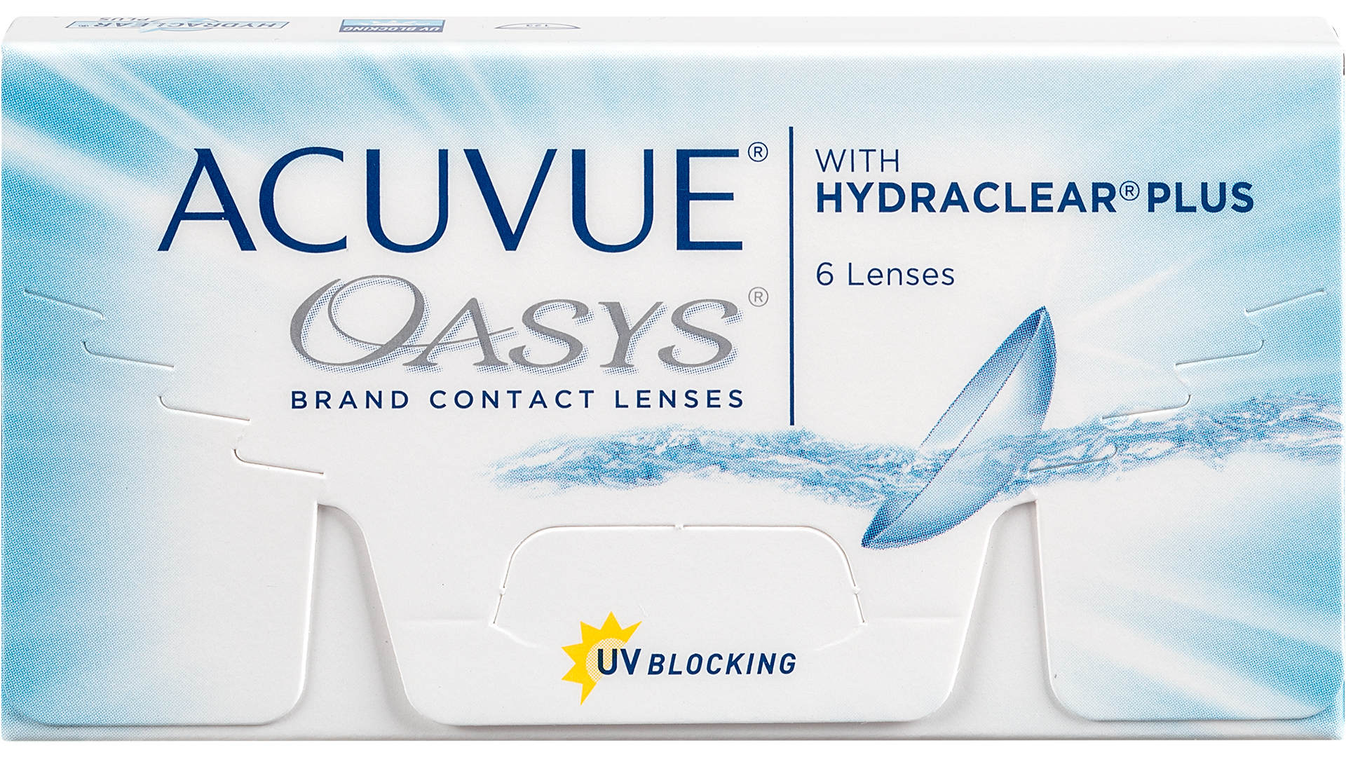Front ACUVUE® Oasys