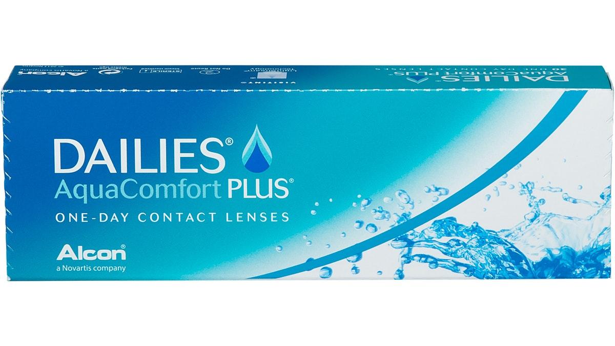 Front Dailies AquaComfort Plus