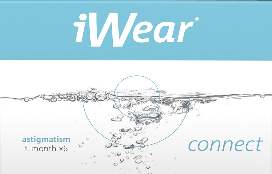 iWear Connect Astigmatism